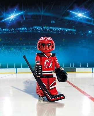 NHL New Jersey Devils Goalie  -