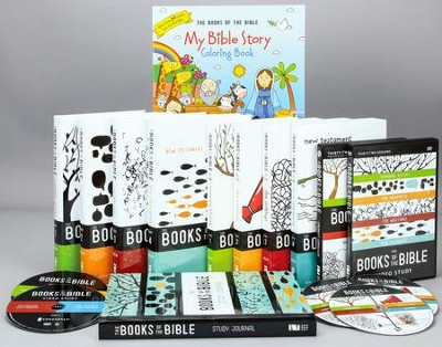 Community Bible Experience Complete Church Kit  -