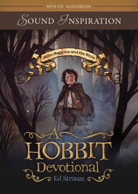 A Hobbit Devotional - unabridged audiobook on MP3-CD  -     By: Ed Strauss
