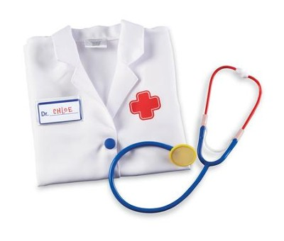 Pretend and Play Doctor Play Set  -