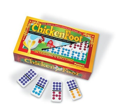 Chickenfoot Dominos  -