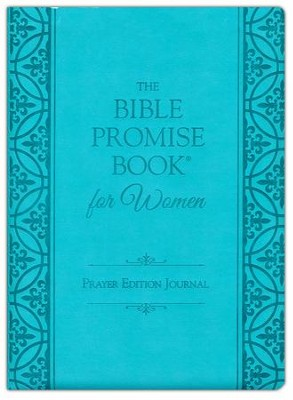 The Bible Promise Book for Women: Prayer Edition   Journal  -     By: Barbour Staff