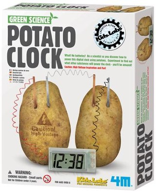 Potato Clock   -