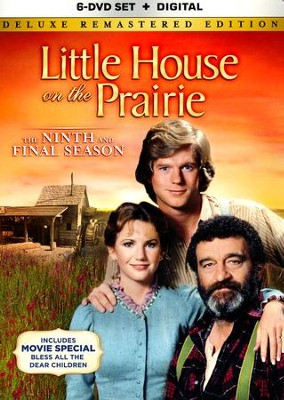 Little House on the Prairie: Season 9, 6-DVD + Digital Set   -