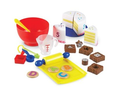 Pretend and Play Bake and Learn  -