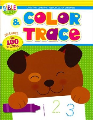 Bible Fun: Color & Trace  -     By: Twin Sisters