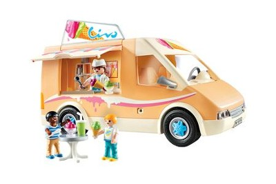 PlayMobil Ice Cream Truck  -