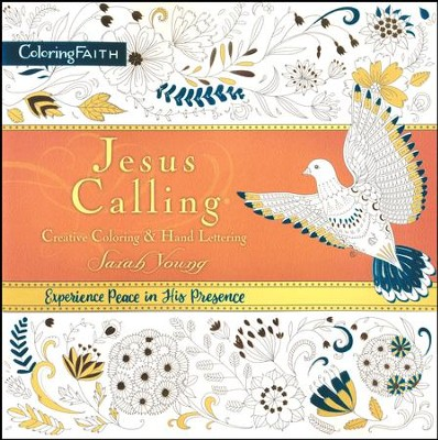 Jesus Calling: Creative Coloring & Hand Lettering   -     By: Sarah Young