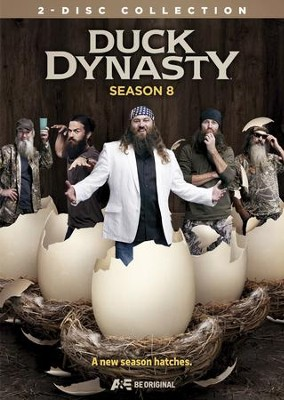 Duck Dynasty: Season 8, DVD  -
