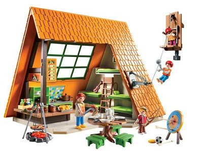 PlayMobil Camping Lodge  -