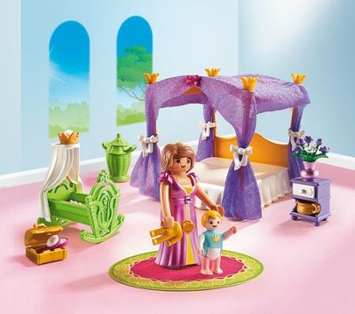 Princess Chamber with Cradle  -