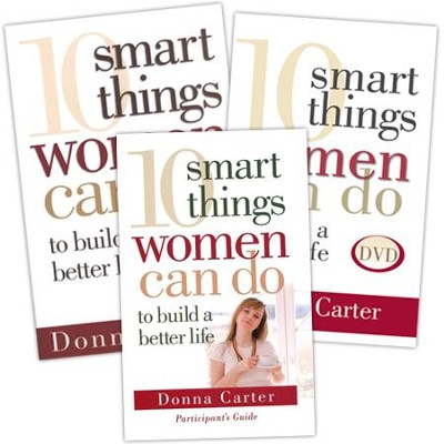 10 Smart Things Women Can Do Expanded Kit   -     By: Donna Carter
