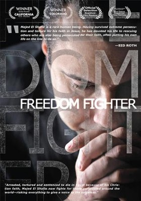 Freedom Fighter, DVD   -     By: One Free World International