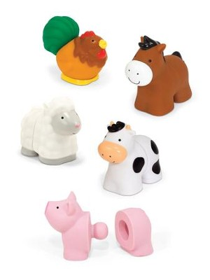 Pop Blocs Farm Animals  -