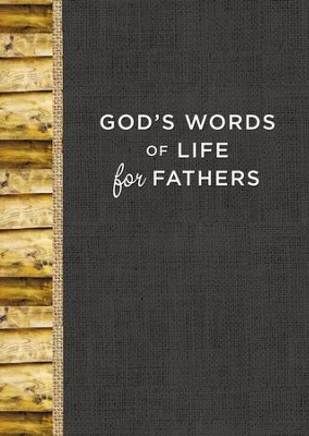 God's Words of Life for Fathers  -