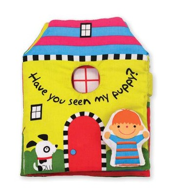 Have You Seen My Puppy?, Cloth Book  -