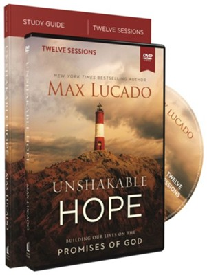 Unshakable Hope Study Guide with DVD  -     By: Max Lucado
