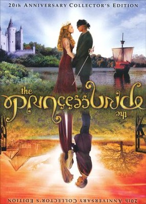 The Princess Bride: 20th Anniversary Collector's Edition, DVD   -