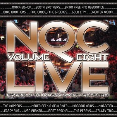 NQC Live, Volume 8 CD/DVD   -     By: Various Artists