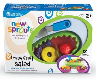 New Sprouts, Fresh Fruit Salad Set  -