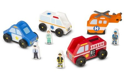 Emergency Vehicle Set  -