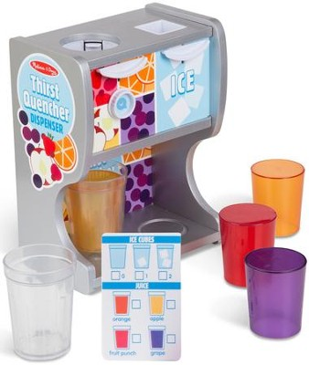 Thirst Quencher Dispenser  -