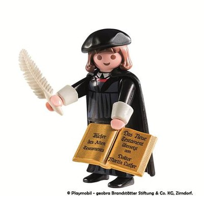 Limited Edition: Playmobil Martin Luther   -