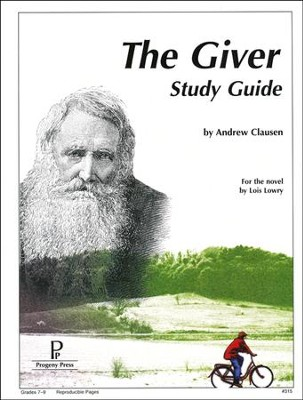 The Giver Progeny Press Study Guide Grades 7-9   -     By: Andrew Clausen