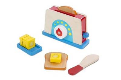 Bread and Butter Toast Play Set  -