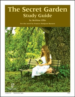 The Secret Garden Progeny Press Study Guide   -     By: Bethine Ellie