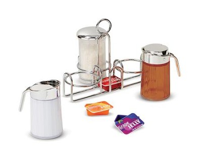 Breakfast Caddy Set  -