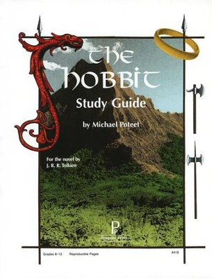 The Hobbit Progeny Press Study Guide, Grades 8-12   -     By: Michael Poteet