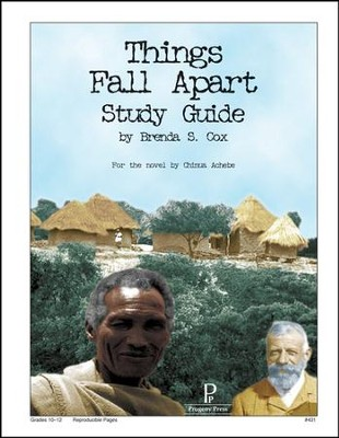 Things Fall Apart Progeny Press Study Guide, Grades 10-12   -     By: Brenda Cox
