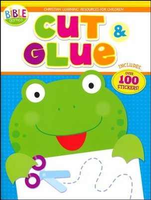 Bible Fun: Cut & Glue  -     By: Twin Sisters
