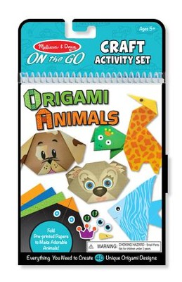 Animals, Origami Activity Set  -