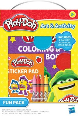Play-Doh Fun Pack with Handle  -