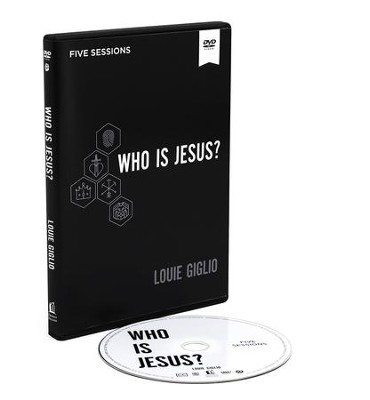 Who Is Jesus? DVD Study  -     By: Louie Giglio