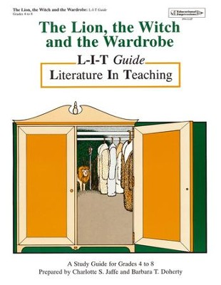The Lion, The Witch And The Wardrobe L-I-T Study Guide   -