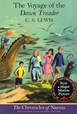 The Voyage Of The Dawn Treader, Chronicles of Narnia Collector's Edition  -     By: C.S. Lewis
