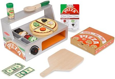 Top and Bake Pizza Counter  -