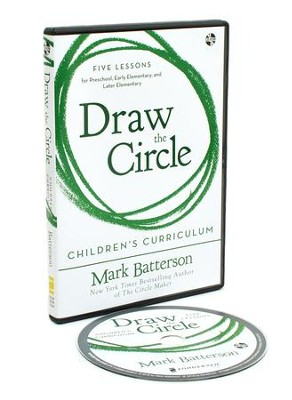 Draw the Circle Children's DVD Curriculum  -     By: Mark Batterson