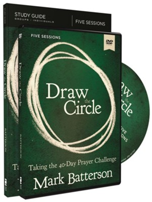 Draw the Circle Study Guide with DVD  -     By: Mark Batterson
