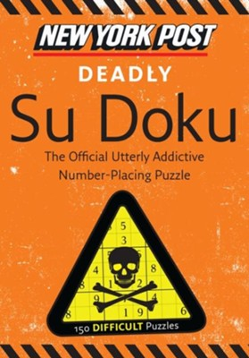 New York Post Su Doku Deadly  -