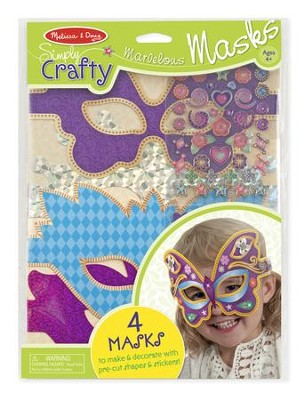 Marvelous Masks Activity Kit  -