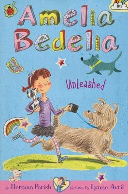 Amelia Bedelia Chapter Book #2: Amelia Bedelia Unleashed, Softcover  -     By: Herman Parish     Illustrated By: Lynne Avril