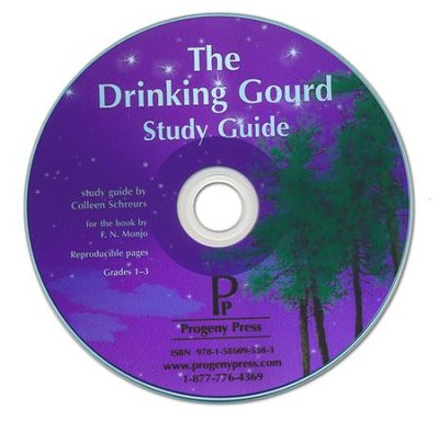 Drinking Gourd Study Guide on CDROM  -