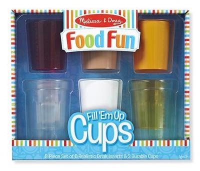 Food Fun Fill Em Up Cups
