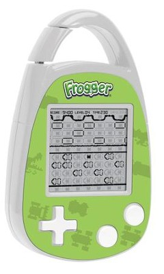 Frogger - Hand Held Game   -