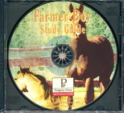 Farmer Boy Study Guide on CDROM  -