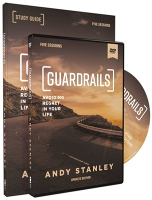 Guardrails Participant's Guide with DVD: Avoiding Regrets in Your Life, Updated Edition  -     By: Andy Stanley